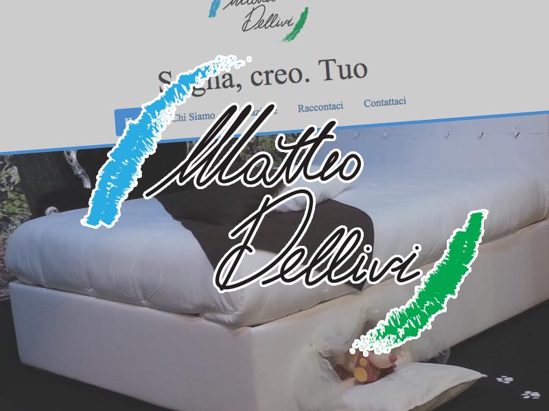 Logo Dellivi Matteo Sito Web Vincente