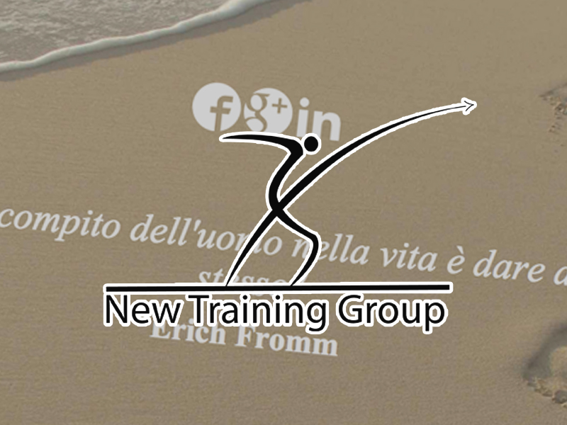 Logo New Training Group Sito Web Vincente
